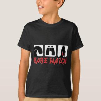 Baby-Uhr - Sunbrandung und -mädchen T-Shirt