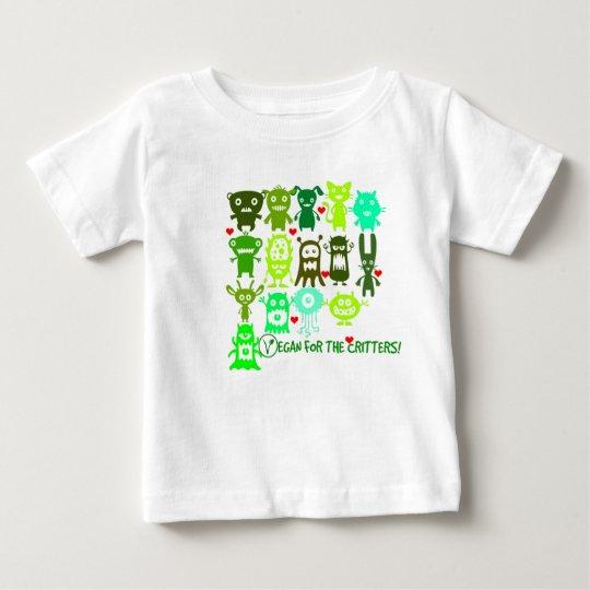 Baby veganer T - Shirt