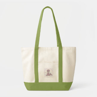 Baby-Walross-Taschen-Tasche Impulse Stoffbeutel