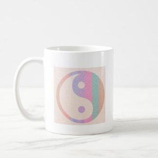 Baby-weiches seidenes Spektrum: YINYANG YIN YANG Kaffeetasse