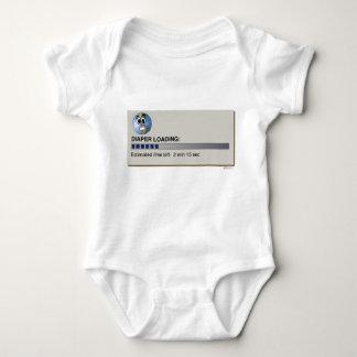 Baby-Windel-Laden Baby Strampler