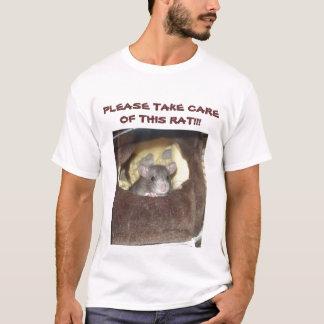 BABY ZITA NEHMEN CAREOF DIESE RATTE BITTE!!! T-Shirt