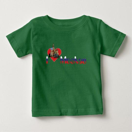 Babybody Matrjoschka, Matryoshka, Babuschka Baby T-shirt