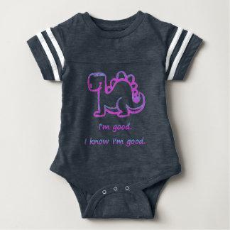 Babydinosaurier Baby Strampler
