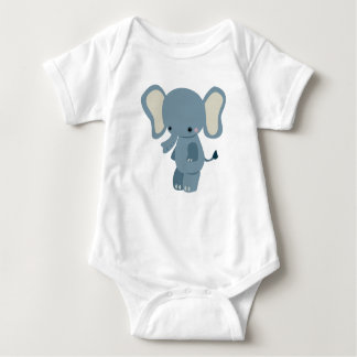 Babyelefant-Strampler Baby Strampler