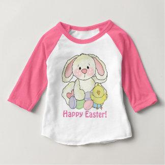 Babymädchen Osterhasen-T - Shirt