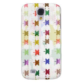 Babysoft Schmetterlings-Muster für Erwachsene Galaxy S4 Hülle