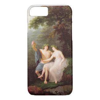 Bacchus und Ariadne iPhone 8/7 Hülle