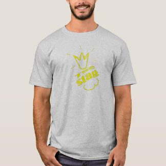 Bachelore Party der Hirsch Yello T-Shirt