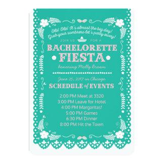 Bachelorette Fiesta 12,7 X 17,8 Cm Einladungskarte