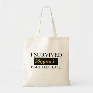 Bachelorette Gewohnheits-Tasche Tragetasche