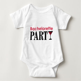 Bachelorette Party Baby Strampler