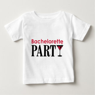 Bachelorette Party Baby T-shirt