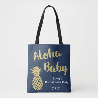 Bachelorette Taschen-Aloha Baby! Tasche