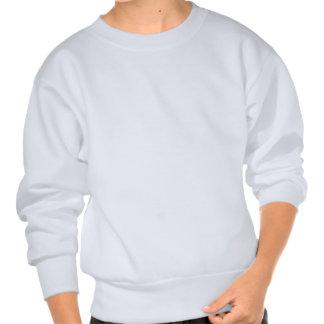 Badeanstalt das musikalische Logo-Kleid Sweater