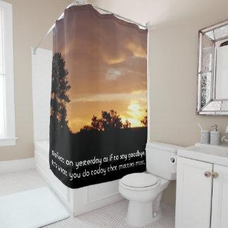 Badezimmer-Duschvorhang Duschvorhang