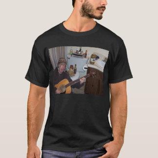 Badezimmer-Felsen T-Shirt