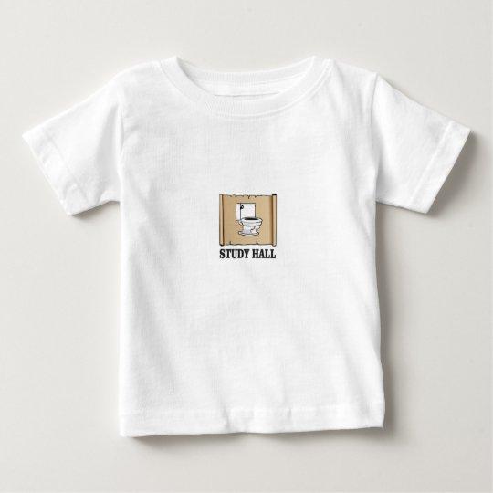 Badezimmer-Stillbeschäftigungsstunde Baby T-shirt