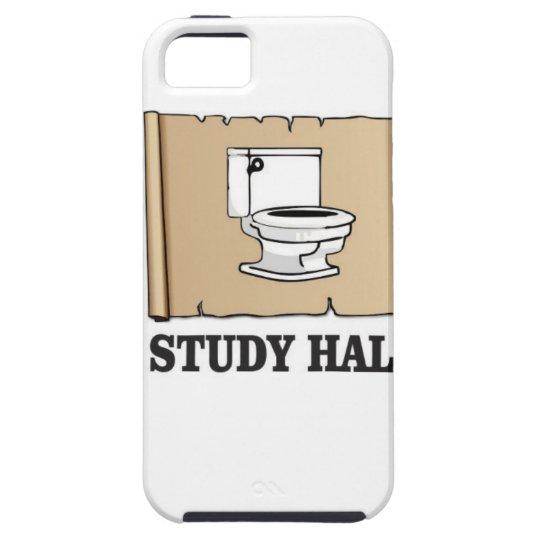 Badezimmer-Stillbeschäftigungsstunde Hülle Fürs iPhone 5