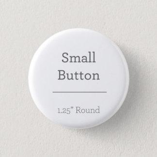 Badge Rond 2,50 Cm Bouton rond fait sur commande