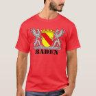 Badischer Greif mit Schrift Baden T-Shirt