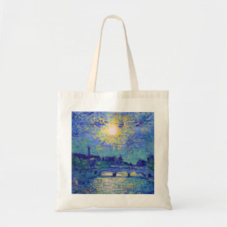 Bag with Denis Kuvaiev painting Tragetasche