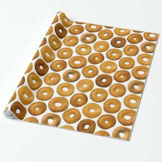 Bagel-Packpapier Geschenkpapier