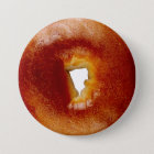 Bagel Runder Button 7,6 Cm