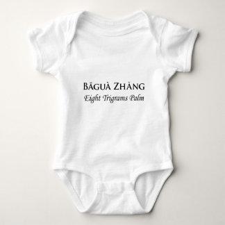 Baguazhang Baby Strampler