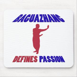 Baguazhang meine Leidenschaft Mousepad