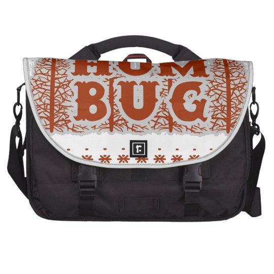 BAH HUMBUG - hässliches Weihnachten Notebook Tasche