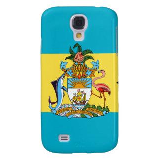 Bahamas-Emblem Galaxy S4 Hülle