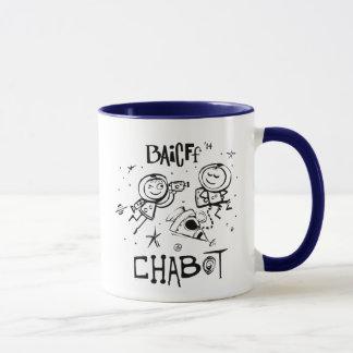 BAICFF/Chabot scherzt offizielle Tasse