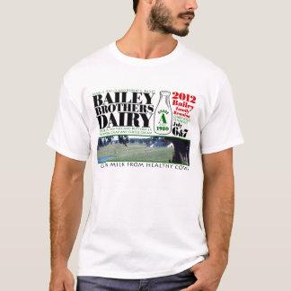Bailey-Bruder-Molkerei T-Shirt
