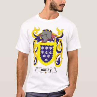 Bailey-Familien-Wappen T - Shirt