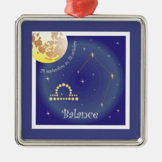 Balance 24 septembre au 23 octobre Ornament