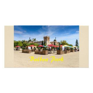 Balboa-Park San Diego Kalifornien Karte