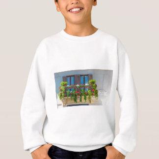balcuny in Marktplatz navona Sweatshirt