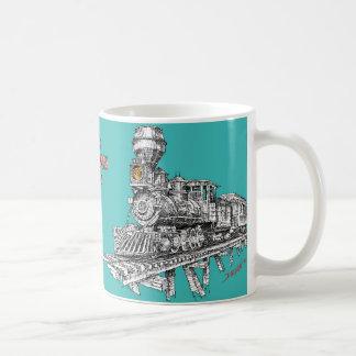Baldwin 1880 2-8-0 kaffeetasse