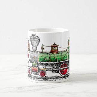 Baldwin Dampf-Motor Kaffeetasse
