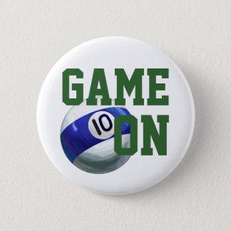 Ball 10 runder button 5,7 cm