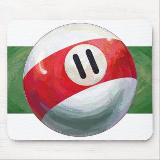 Ball 11 mousepad