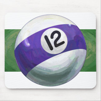 Ball 12 mauspad