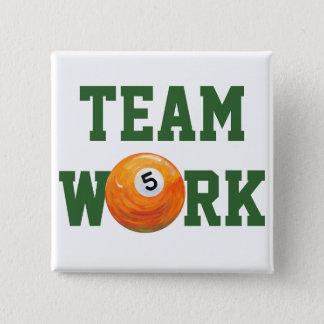 Ball 5 quadratischer button 5,1 cm