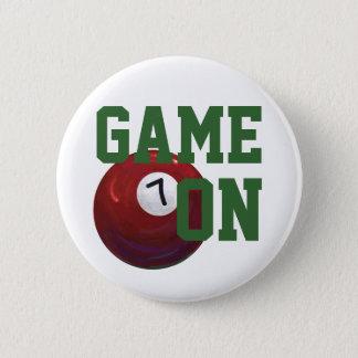 Ball 7 runder button 5,1 cm