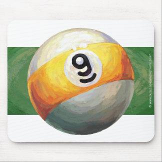 Ball 9 mousepad