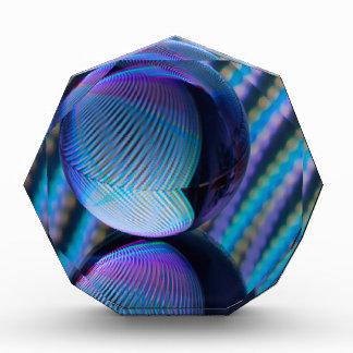 Ball reflektieren 1 acryl auszeichnung