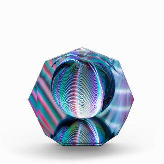 Ball reflektieren 5 acryl auszeichnung