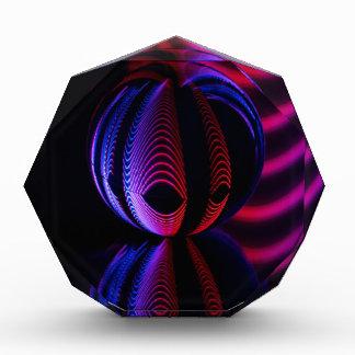 Ball reflektieren 6 acryl auszeichnung