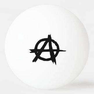 Balle De Ping Pong Boule de ping-pong d'anarchie